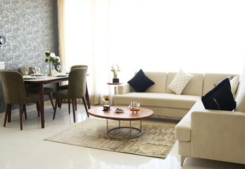 Drawing Room Fio Homes